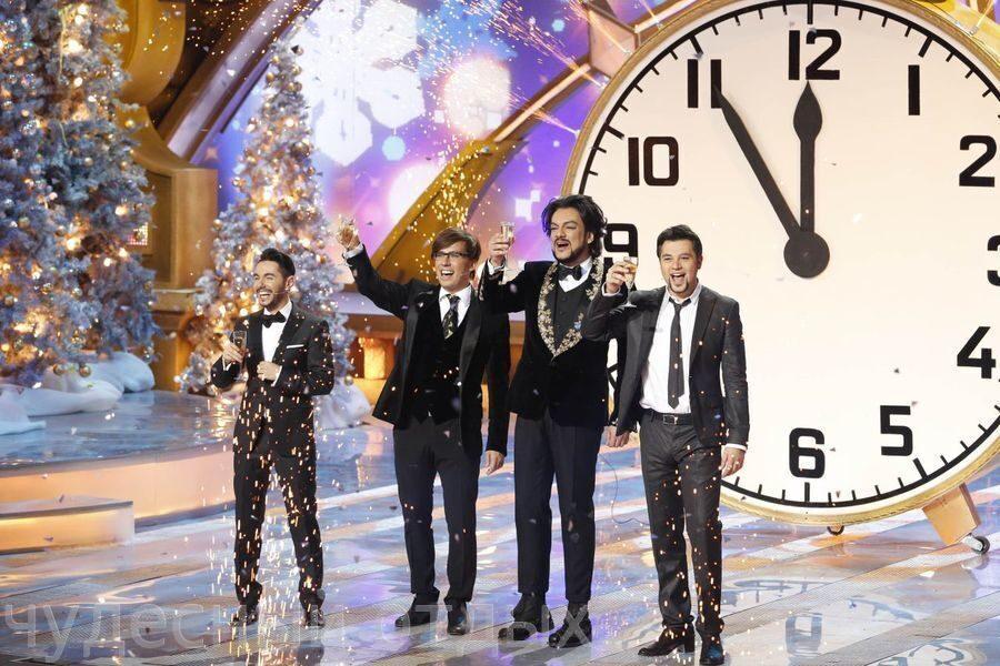 Концерт по россии новый год
